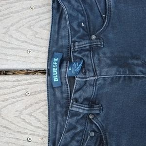 Blue spice jeans